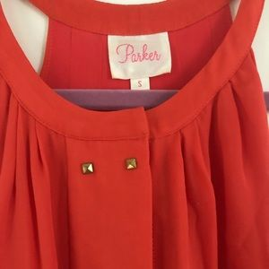 Parker dress small